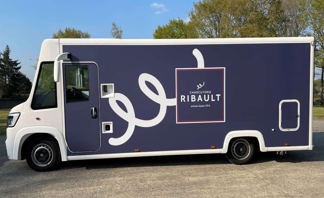camion Ribault